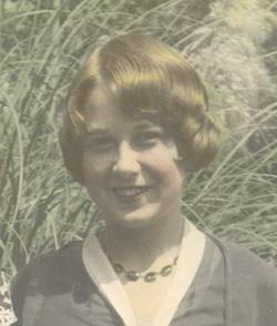Ruth Elizabeth <i>Yancey</i> Henderson