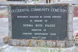 Druids Occidental Cemetery