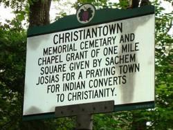 Christiantown Memorial Cemetery