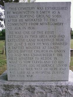 Smith-Morgan Cemetery