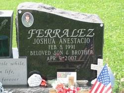 Joshua Anestacio Ferralez