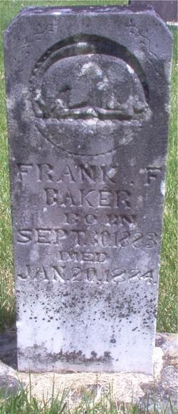 Frank F Baker