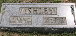 Jessie Mae <i>Norvell</i> Ashley