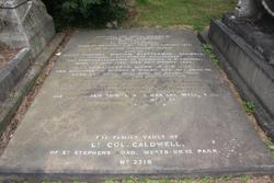 William Bletterman Caldwell