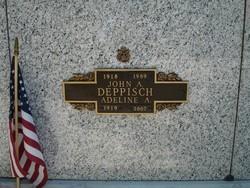 Adeline A. <i>Bares</i> Deppisch
