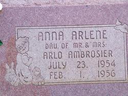 Anna Arlene Ambrosier