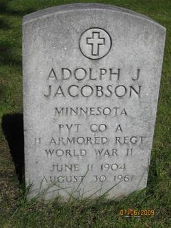 Adolph J. Jacobson