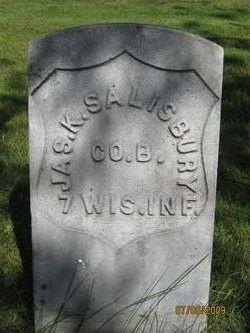 James K. Polk Kay Salisbury