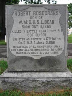 Robert R Bean
