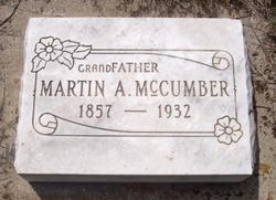 Martin Avery McCumber