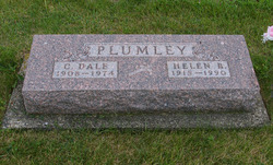 Helen B <i>Fortney</i> Plumley