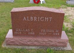 Dallas Thayne Albright