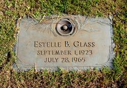 Mildred Estelle <i>Bass</i> Glass