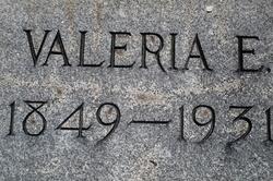 Valeria E. <i>Wehrly</i> Bevington