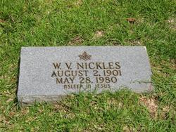 William Verner Nickles