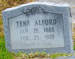Alice Betena Tena <i>Alford</i> Alford