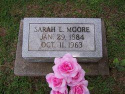 Sarah L. <i>Stoops</i> Moore