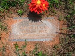 Maude Burton