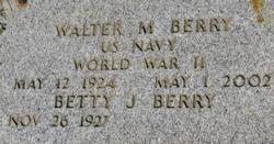 Betty J. <i>Clough</i> Berry