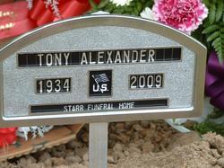 Arthur Tony Alexander