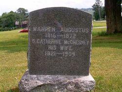 Catherine S. <i>McChesney</i> Augustus