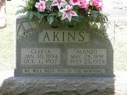 Alonzo L Akins