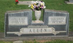 Alfred M. Red Allen