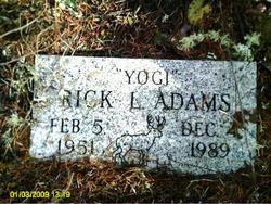 Rick L Yogi Adams