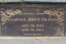 Ramona Joyce <i>Fry</i> Greene