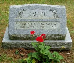 Stanley Frank Kmiec, Sr