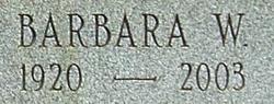 Barbara Elizabeth <i>Washburn</i> Kmiec