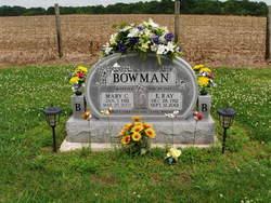 Elvin Ray Bowman