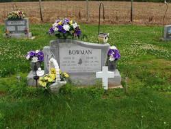 Elvie G Bowman