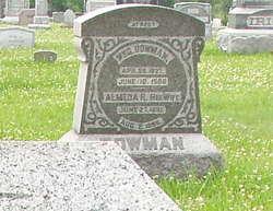 Almeda Rebecca <i>Allen</i> Bowman