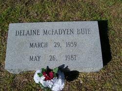Delanie <i>McFadyen</i> Buie