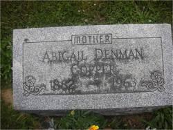 Abigail <i>Denman</i> Copper