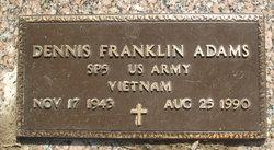 Dennis Franklin Adams