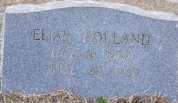 Elias Holland