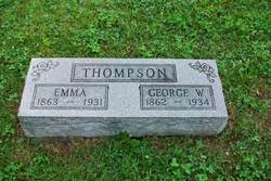 George W Thompson