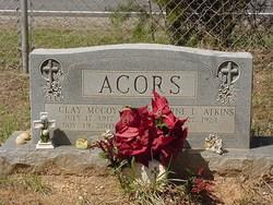 Clay McCoy Acors