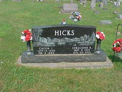 Geraldine R Hicks