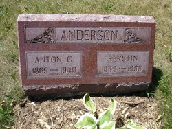 Anton C Anderson