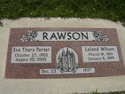 Leland Wilson Rawson