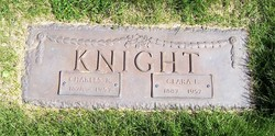 Clara E <i>Blakeslee</i> Knight