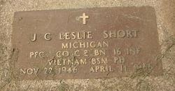 J C Leslie Short