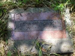 Emma Ann Walker