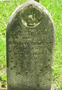 Nancy Jane <i>Gentry</i> Garrett