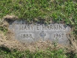 Mary E Harkins