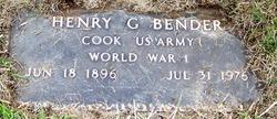 Henry G. Bender