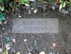 Baby Boy Andrews